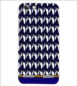 PrintDhaba Pattern D-1509 Back Case Cover for LENOVO LEMON 3 (Multi-Coloured)