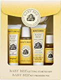 Burts Bees Baby Bee Getting Started Gift Set, 5 Products in Giftable Box (Packaging May Vary)
