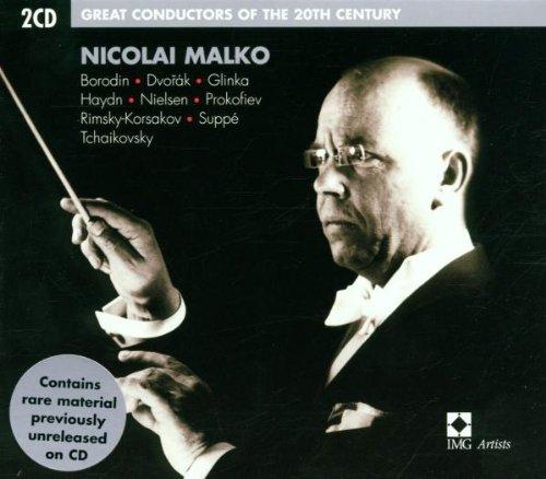 (Great Conductors Of The 20Th Century)- Nicolai Malko