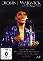 Dionne Warwick - Live in New York [DVD]