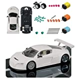 Scalextric C3192 PRO Performance - Audi R8 LMS 1:32 Scale Slot Car