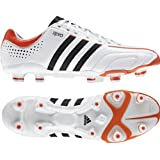 Adidas - Adipure 11Pro Trx Fg Mens Shoes In Running White Black Highenerg by adidas