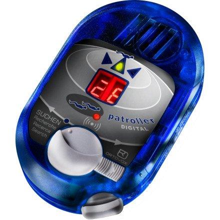 Ortovox Patroller Digital blue transparent