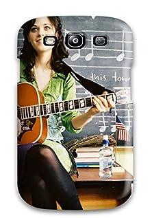buy New Tpu Hard Case Premium Galaxy S3 Skin Case Cover(Zooey Deschanel Celebrity People Celebrity)