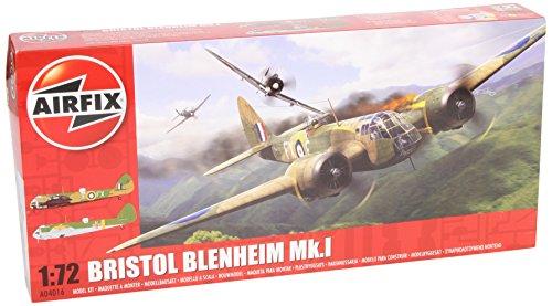 Airfix A04016 - Modellbausatz Bristol Blenheim Mkl (Bomber)