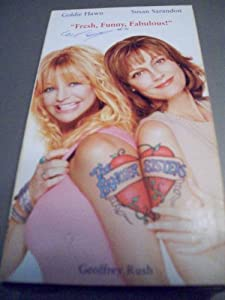 The Banger Sisters [VHS]
