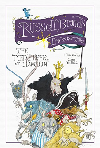 Russell Brand - Russell Brand's Trickster Tales: The Pied Piper of Hamelin