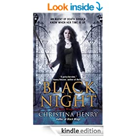 Black Night (A Black Wings Novel)