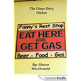 The Diner Diva Dishes (English Edition)