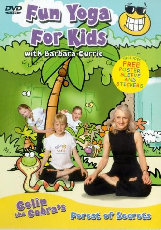 Barbara Currie's Fun Yoga For Kids [DVD]