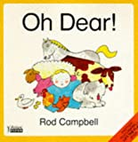 Rod Campbell Oh Dear! (Piper Picture Books)