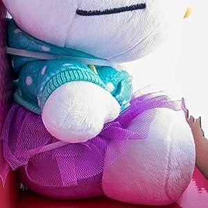 Hello Kitty TuTu Cute Plush, Large