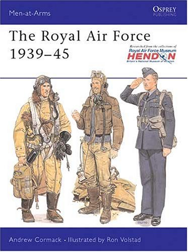 Image for The Royal Air Force 1939-45 (Men-at-Arms)