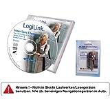 Laser Lens Cleaner System - CD / DVD Linsenreiniger - Reinigungs Disk CD - Reinigt und pflegt Laserlinsen - für CD , DVD , CD-ROM Player und andere Audiomedien