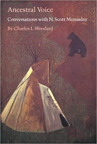 Ancestral Voice: Conversations with N. Scott Momaday (American Indian Lives), Woodard, Charles L.