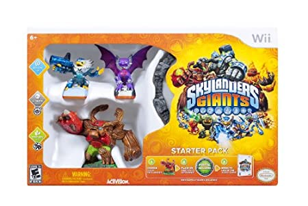 Skylanders Giants Starter Kit