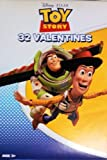 Disney Toy Story 32 Valentines Cards by N/A