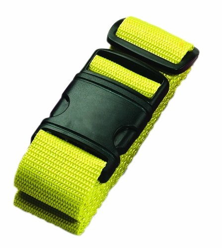 Belle Hop Neon Travel Belt, Yellow, One Size (Neon Yellow Belt compare prices)