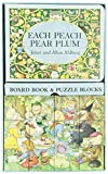 Allan Ahlberg Each Peach Pear Plum Book and Block Set