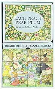 Each peach pear plum book review