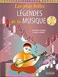"""Afficher """"Les Plus belles légendes de la musique"""""""