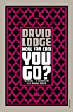 How Far Can You Go? (0099554143) by Lodge, David