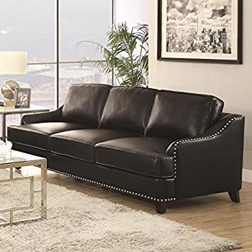 Layton Collection Nailhead Trim Sofa