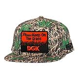 DGK Humboldt Camo Snapback Hat