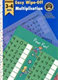 Multiplication: Grades 3-4 (Home Learning Tools)