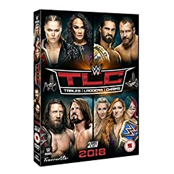 WWE: TLC - Tables, Ladders & Chairs 2018
