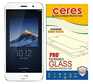 Ceres Lenovo ZUK Z1 Screen Protector, Premium Oil Resistant Coated Tempered Glass Screen Protector Film Guard for Lenovo ZUK Z1, Anti-explosion