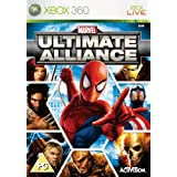 Marvel Ultimate Alliance (Xbox 360)by Activision