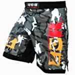 Camo Pro MMA Fight Shorts Camouflage...