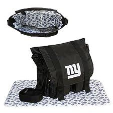 New York Giants NFL Sitter Baby Diaper Bag