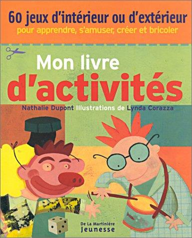 Mon livre d'activités