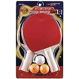カイザー(Kaiser) 卓球 ラケット セット シェイクハンド KW-021