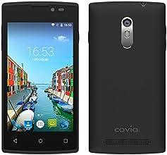 Covia SIMフリー スマートフォン 3G FLEAZ NEO ( Android5.1 / 4inch WVGA / W-CDMA / 標準SIM microSIM / 1GB / 8GB ) CP-B43