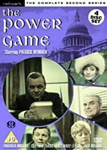 The Power Game - Series 2 [DVD]
