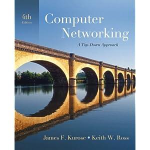 Computer Networking - James F. Kurose