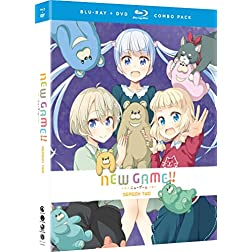 New Game!!: Season Two [Blu-ray]