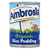 Ambrosia Organic Devon Rice Pudding 6x425g