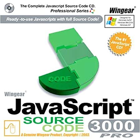 WINGEAR JavaScript Source Code 3000 Pro