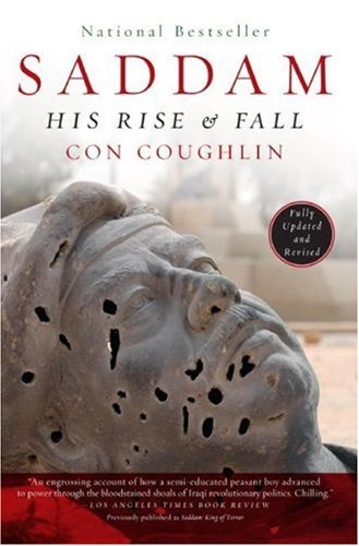 Saddam : His Rise And Fall, CON COUGHLIN