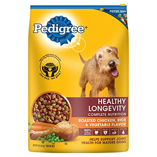 pedigree-healthy-longevity-roasted-chicken-rice-vegetable-dry-dog-food-15-pounds