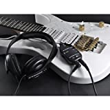 "HDE 1/4"" to USB Guitar Link Cable for PC/Mac"