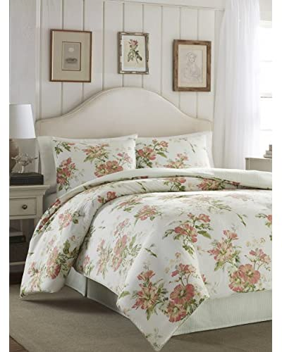Laura Ashley Spencer Comforter Set