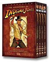 The Adventures Of Indiana Jones Raiders Of The Lost Ark The Temple Of Doom The Last Crusade by Paramount Home Video
