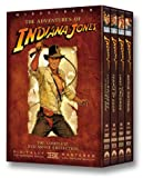 The Adventures of Indiana Jones (Raiders of the Lost Ark / The Temple of Doom / The Last Crusade/Bonus Material)