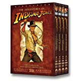 The Adventures of Indiana Jones (Raiders of the Lost Ark / The Temple of Doom / The Last Crusade / Bonus Material) ~ Harrison Ford
