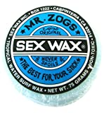 SEXWAX(セックスワックス) ボードワックス CLASSICS ブルーラベル 真夏用 2個セット オレンジの香り 048547